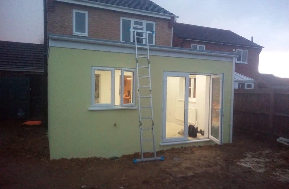 Stamford extension builders