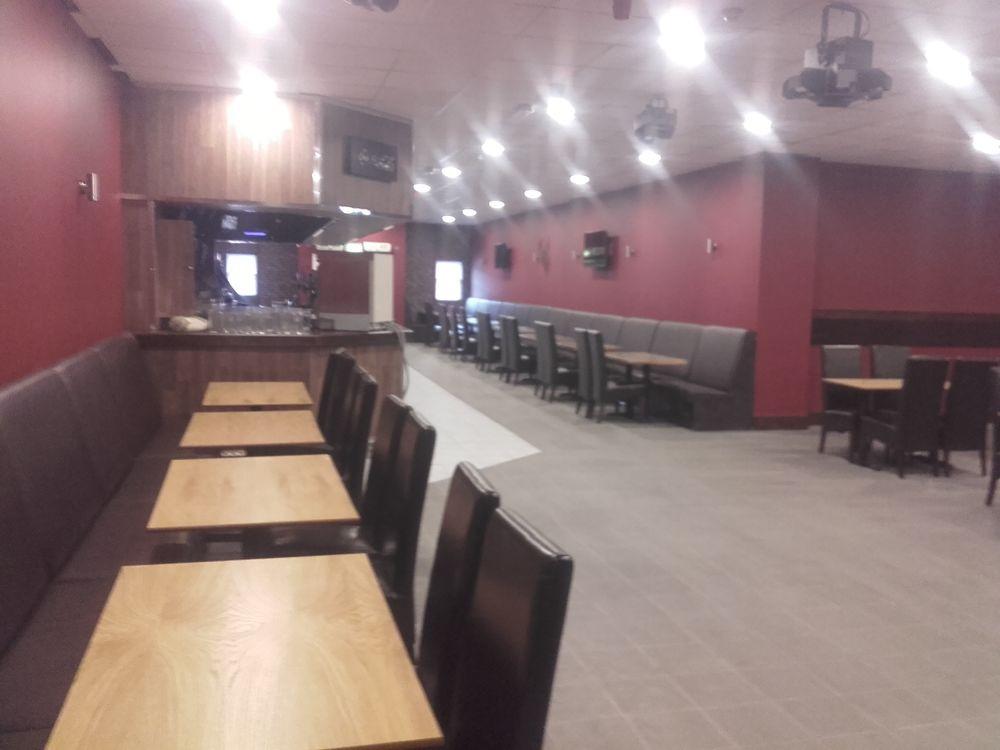 Pub restoration and convertion