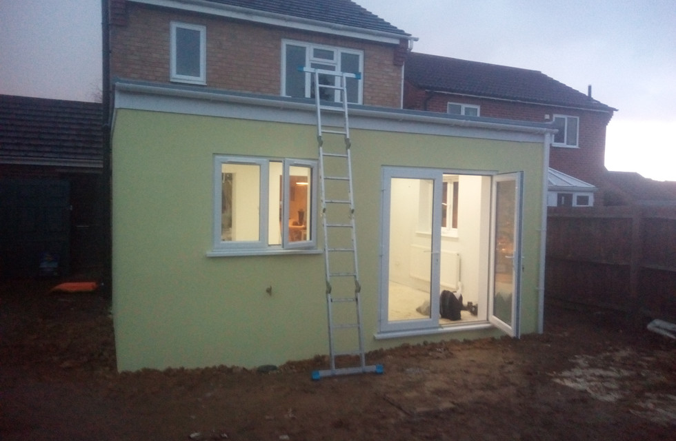 extension builders Lincolnshire