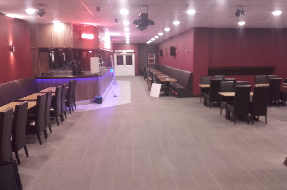 Pub restoration and conversion