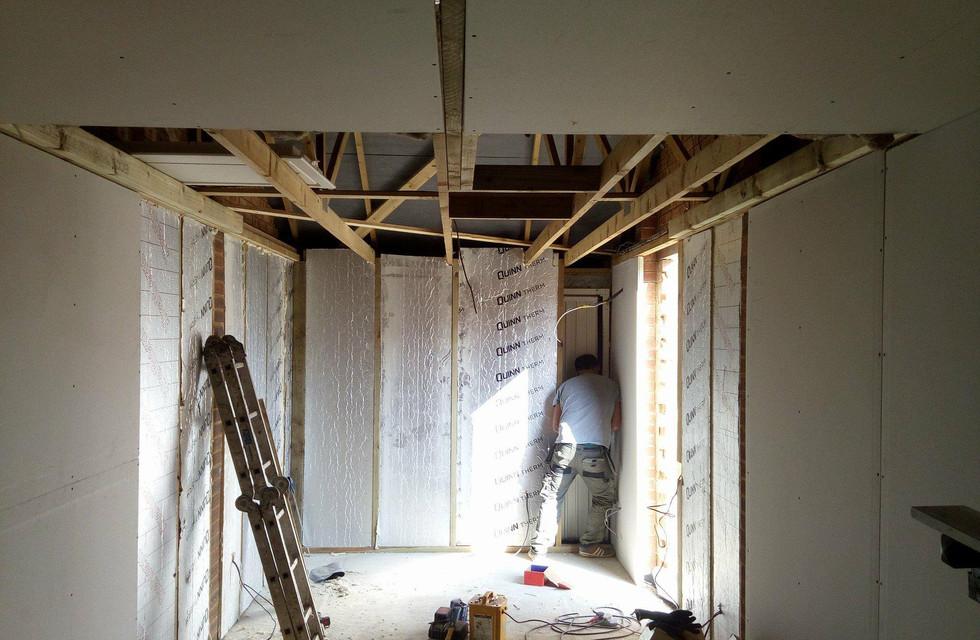 garage conversion Peterborough