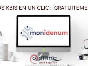 Monidenum : un site fiable pour obtenir votre Kbis gratuit