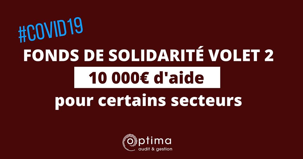 fonds de solidarité volet 2