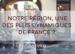 L'Occitanie, l'une des régions les plus dynamiques de France !
