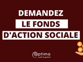 Aide financière pour les indépendants et les professions libérales :  le fonds d'action sociale