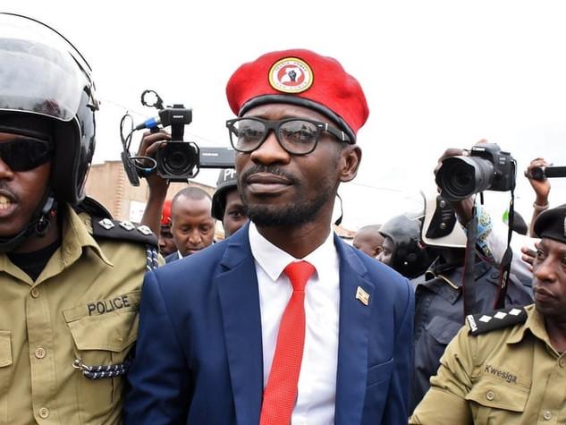 Uganda: Bobi Wine under 'house arrest' after disputed election