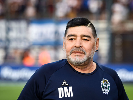 Diego Maradona dies after cardiac arrest