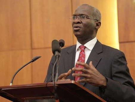 Collect bribe, it's your money – Fashola tells voters!