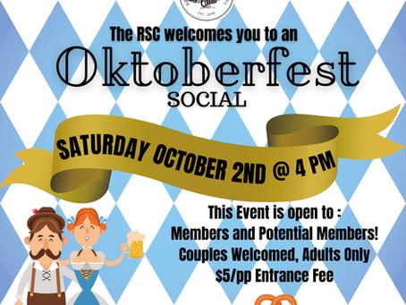 October Social