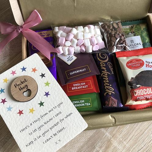 Little Pocket Hug Token Treat Box