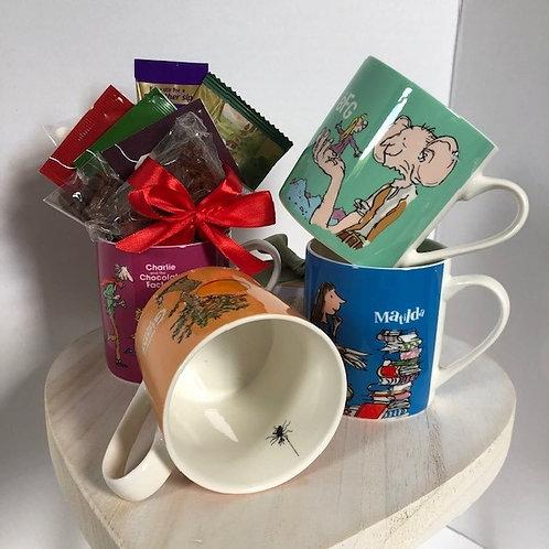 Filled Roald Dahl - Gift Mug / Teachers Gift