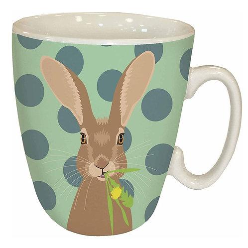 Spotty Hare Mug