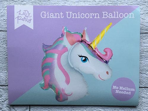 Giant Unicorn Balloon