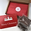 Thumbnail: Personalised Christmas Card & Brownie Gift Box