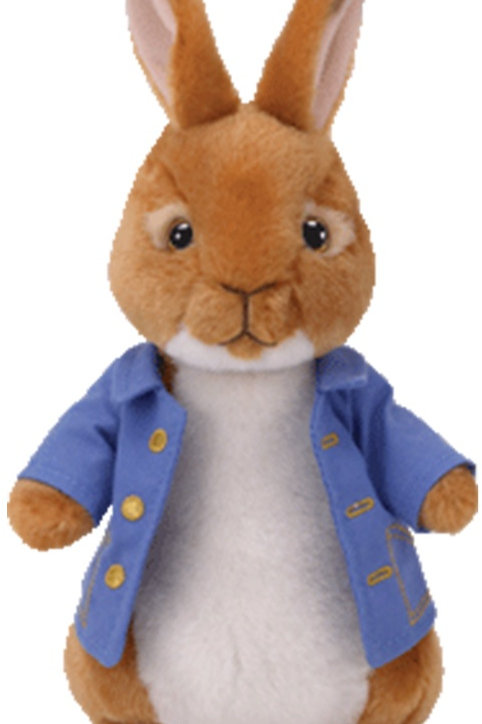 Peter Rabbit - Beatrix Potter TY Soft Toy
