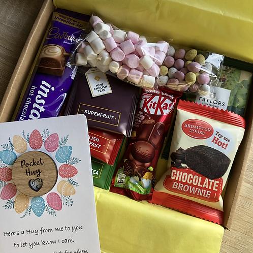 Easter Hug Token Treat Box