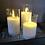 Thumbnail: Medium LED Flame Candle