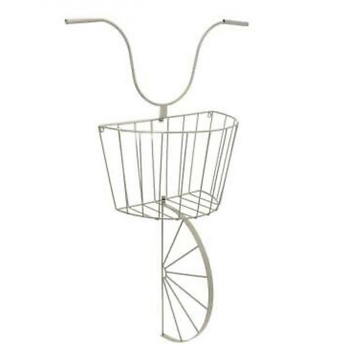 Bicycle Garden Wall Planter