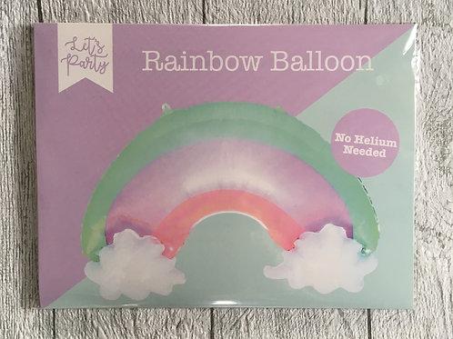 Rainbow Baloon