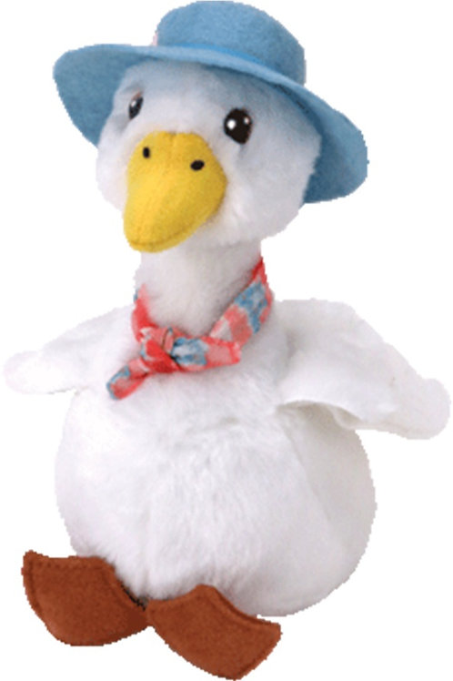 Jemima Puddle-Duck - Beatrix Potter TY Soft Toy