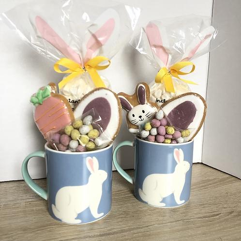 Easter Hot Chocolate Mug Gift Set