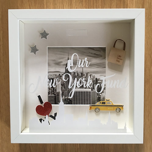 Our New York Saving Frame