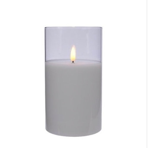 Small LED Flame Candle