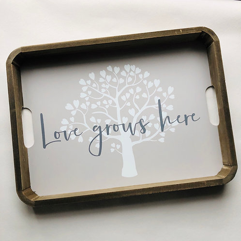 Family Tree Tray