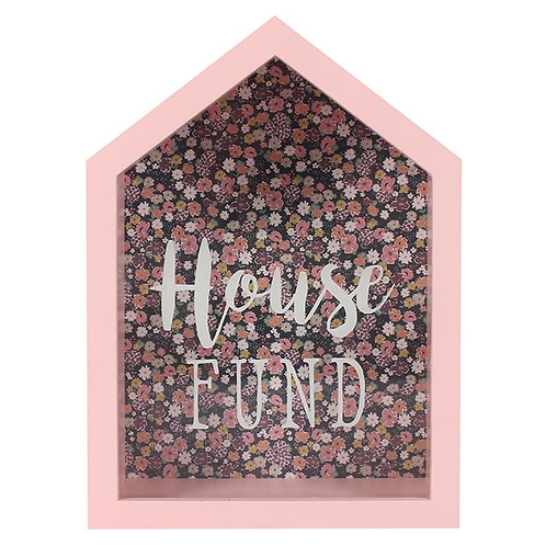 Florella House Fund Money Box