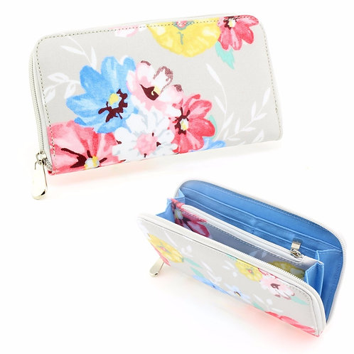 Blossom Floral Wallet