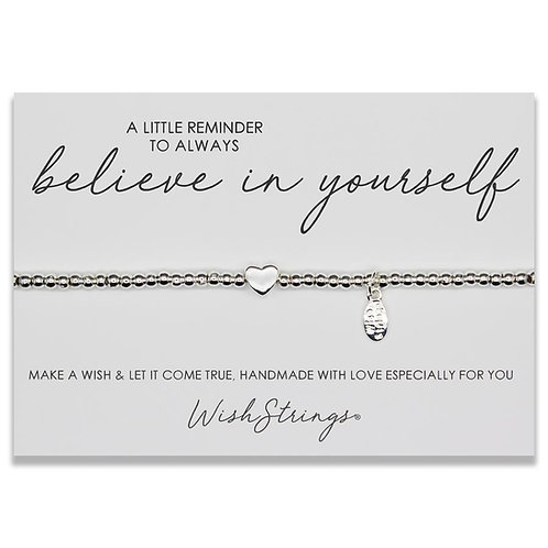 A little wish BELIEVE IN YOURSELF Bracelet