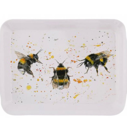 Small Bee Happy Bree Merryn Tray