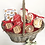 Thumbnail: Hot Chocolate Bauble Gift Basket