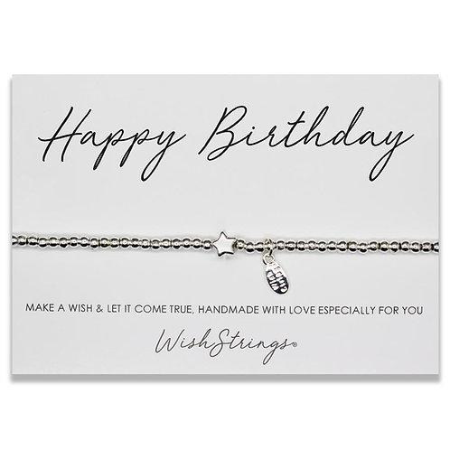 A Little wish HAPPY BIRTHDAY Bracelet