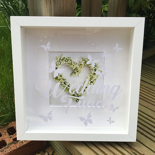 Wedding Fund Saving Frame