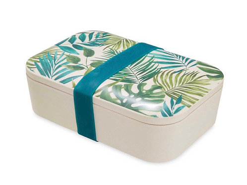 Bamboo Tropical Lunchbox