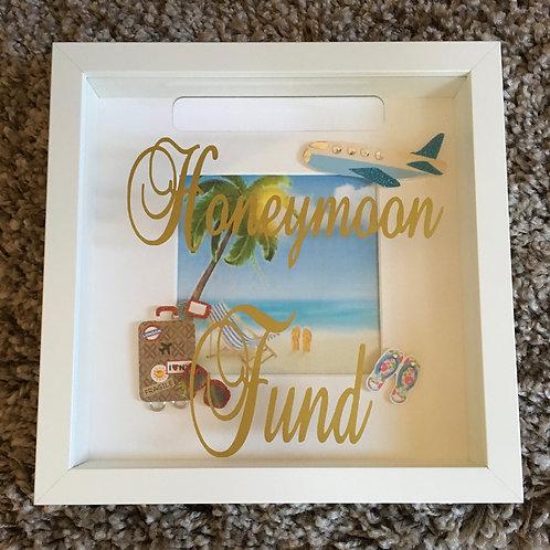 Handmade Honeymoon Saving Fund