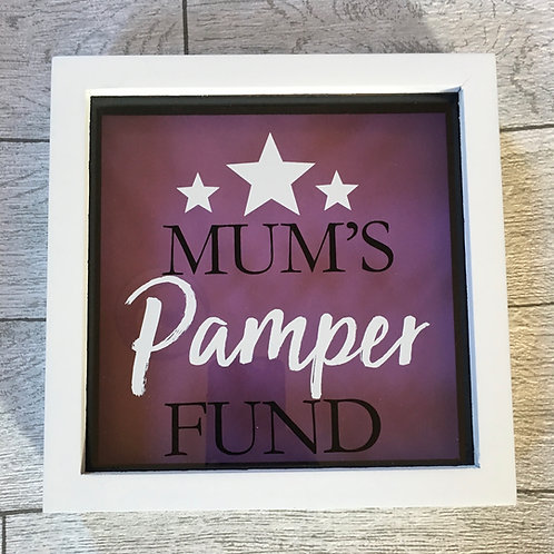Mum's PamperSaving Fund