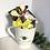 Thumbnail: Large Bee Filled Gift Mug