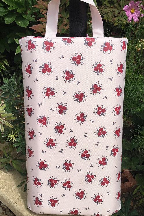 Floral Garden Kneeler Pad