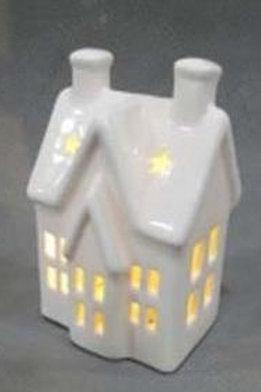 LED Ceramic House