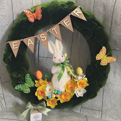Bespoke Large Easter Wreath