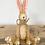 Thumbnail: Sitting Rabbit Decoration