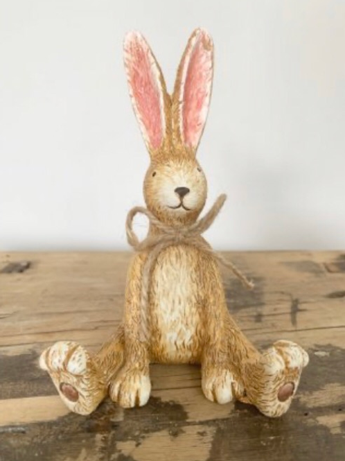 Sitting Rabbit Decoration
