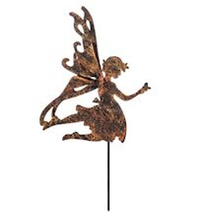 Rustic Fairy Pick - 12cm