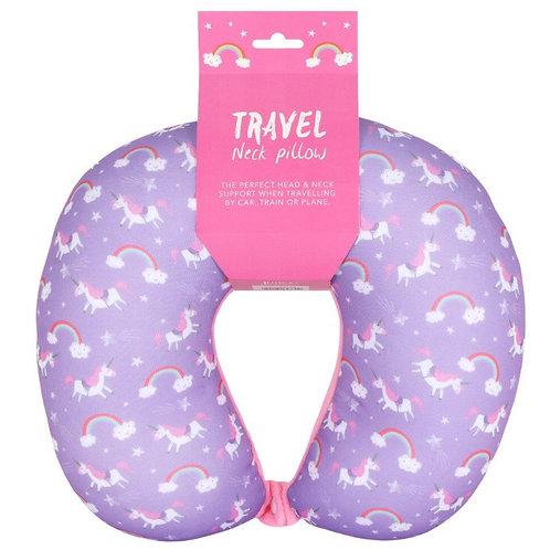 Unicorn Magic Travel Neck Pillow