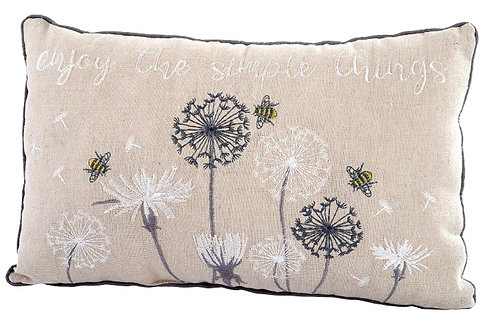 Simple Things Bee Cushion
