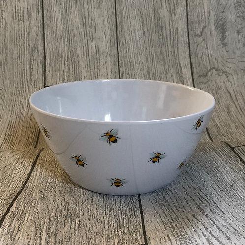 Set of 2 Bee Picnic / Garden Bowl