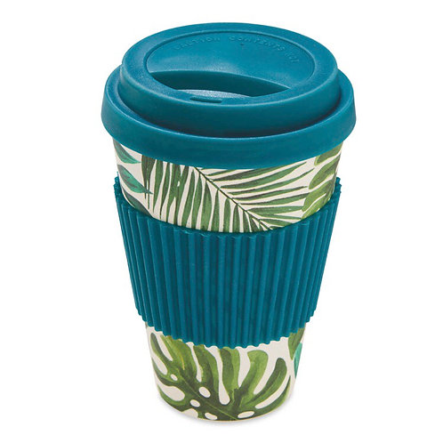 Bamboo Tropical Travel Mug