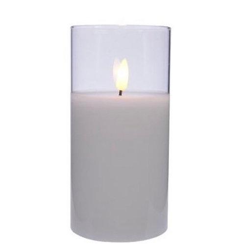 Medium LED Flame Candle